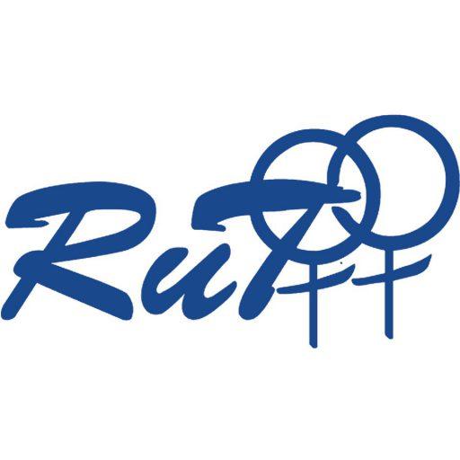 Logo RuT – Rad und Tat – Offene Initiative Lesbischer Frauen e.V. Berlin