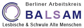 Berliner Arbeitskreis BALSAM Lesbische & Schwule Alte Menschen