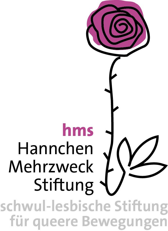 Logo Hannchen Mehrzweck Stiftung (hms)