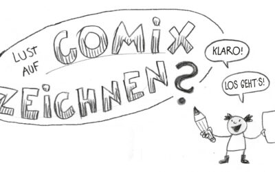 Biografischer Comic-Workshop für Frauen/Lesben mit Behinderung