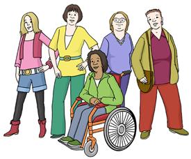 Feministischer Gesprächskreis für trans, cis und nichtbinäre Lesben