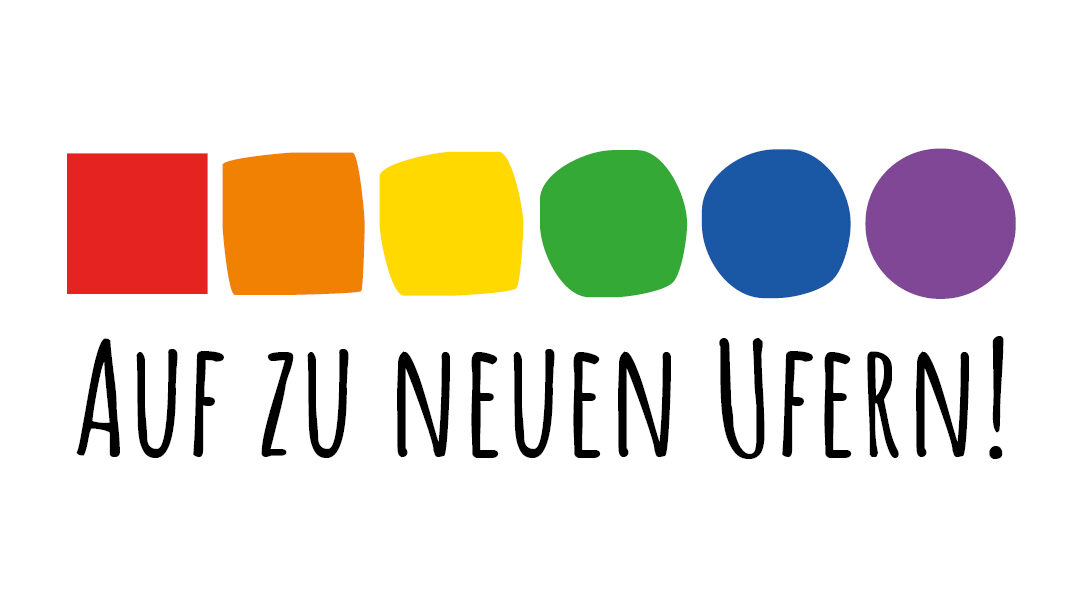 Logo Auf zu neuen Ufern!