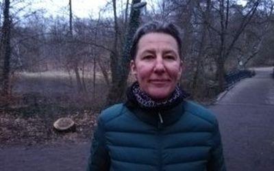 Das Foto zeigt die Beraterin Kathrin Pünner