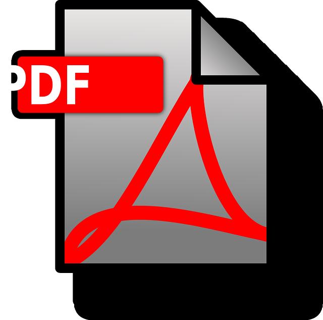 Piktogramm PDF-Download
