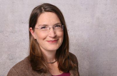 Das Foto zeigt Janina Bach